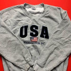 Washington DC USA Crewneck